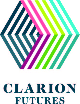 This image has an empty alt attribute; its file name is CLARION-Futures-logo-CMYK.jpg